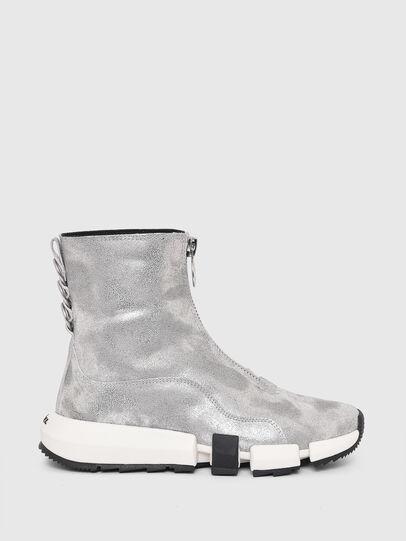 Diesel - H-PADOLA Z PC W, Argento - Sneakers - Image 1