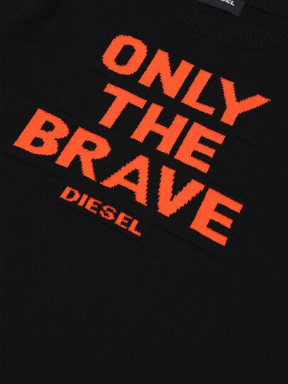 Diesel - KONLY, Nero - Maglieria - Image 3