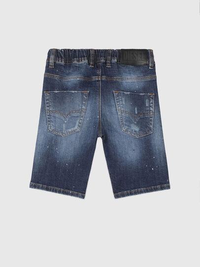 Diesel - KROOLEY-NE-J SH, Blu Scuro - Shorts - Image 2