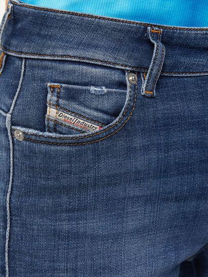 Diesel - D-Jevel 009JK, Blu medio - Jeans - Image 3