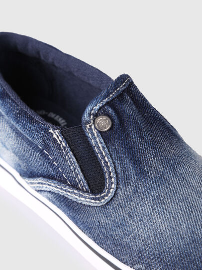 Diesel - SLIP ON 21 DENIM CH,  - Scarpe - Image 4