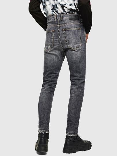 Diesel - D-Vider 0097Z, Grigio Chiaro - Jeans - Image 2