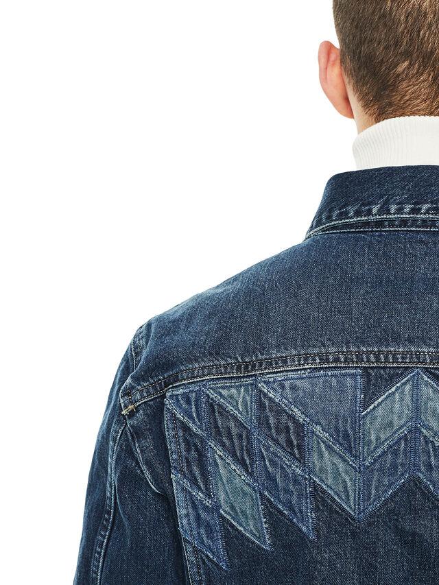 Diesel - JONDER, Blu Jeans - Giacche - Image 2