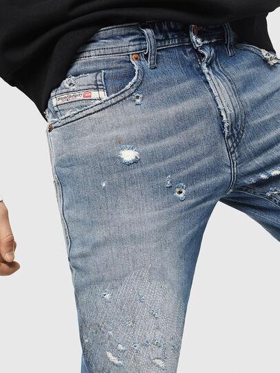 Diesel - Thommer 084AL, Blu Chiaro - Jeans - Image 4