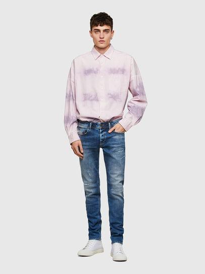 Diesel - Sleenker 009PN, Blu medio - Jeans - Image 5