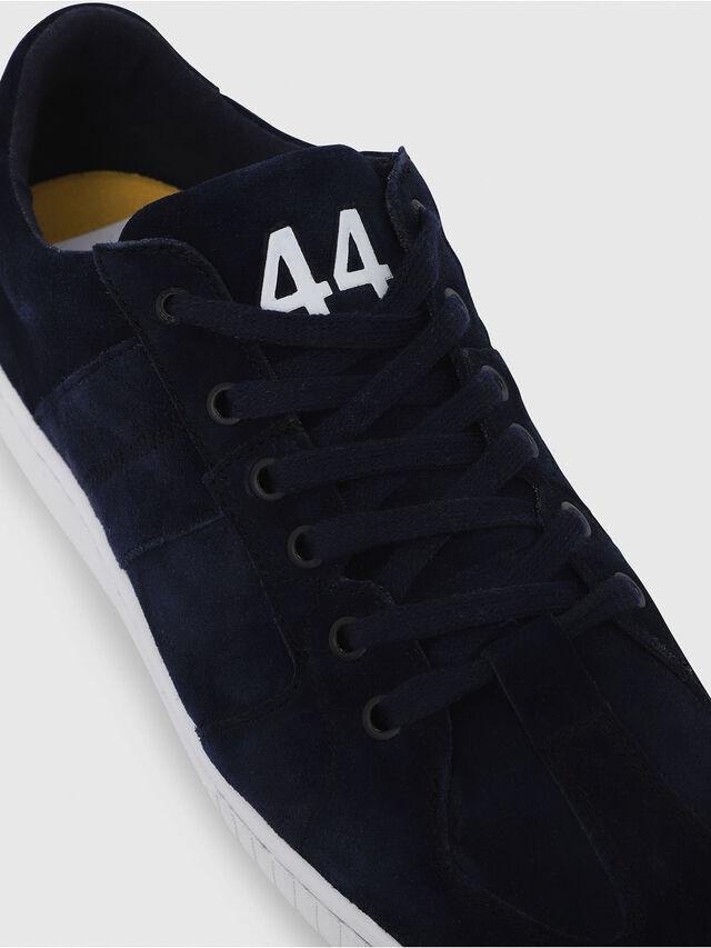 Diesel - S-MILLENIUM LC, Blu Scuro - Sneakers - Image 5