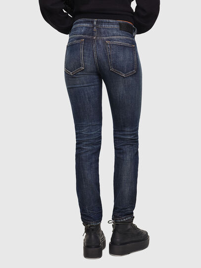 Diesel - D-Rifty 0096U, Blu Scuro - Jeans - Image 2