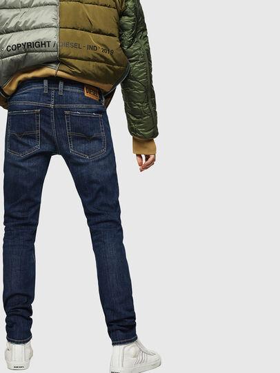 Diesel - Sleenker 083AV, Blu Scuro - Jeans - Image 2