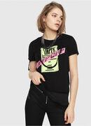 T-EMIKO-B, Nero - T-Shirts