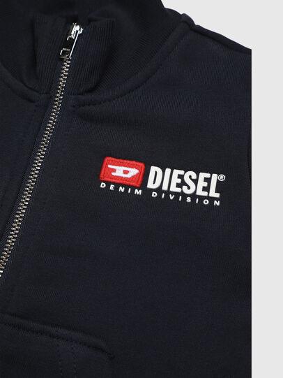 Diesel - SOLLYB, Blu Scuro - Felpe - Image 3
