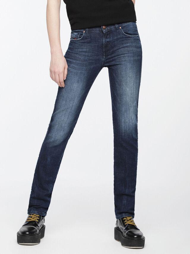Diesel Sandy 0685T, Blu Scuro - Jeans - Image 5