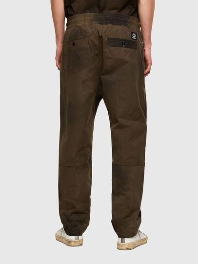 Diesel - P-HILL, Verde Militare - Pantaloni - Image 2