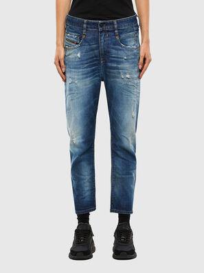 Fayza 009LF, Blu medio - Jeans