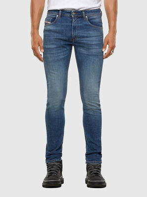 Thommer 009DB, Blu medio - Jeans