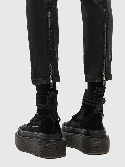 Diesel - Slandy 069JT, Nero - Jeans - Image 6