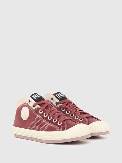 Diesel - S-YUK MC W, Rosso - Sneakers - Image 2