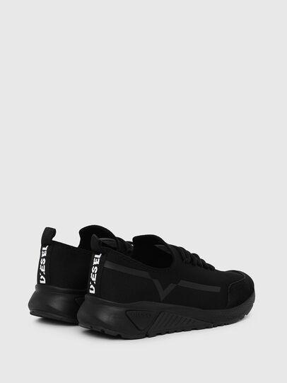 Diesel - S-KBY STRIPE, Nero - Sneakers - Image 3