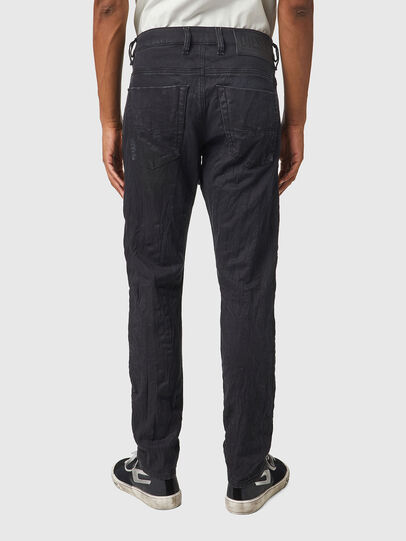 Diesel - Krooley JoggJeans® 069WB, Nero/Grigio scuro - Jeans - Image 2