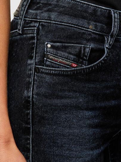 Diesel - D-Ollies JoggJeans® 069UH, Nero/Grigio scuro - Jeans - Image 3