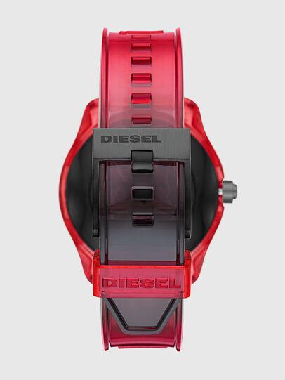 Diesel - DT2019, Rosso - Smartwatches - Image 2