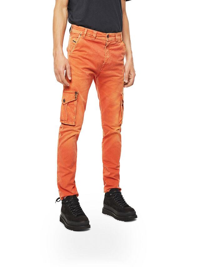 Diesel - TYPE-2910, Arancione - Jeans - Image 3