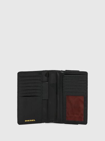 Diesel - ORGANIESEL, Blu Scuro - Portafogli Piccoli - Image 3