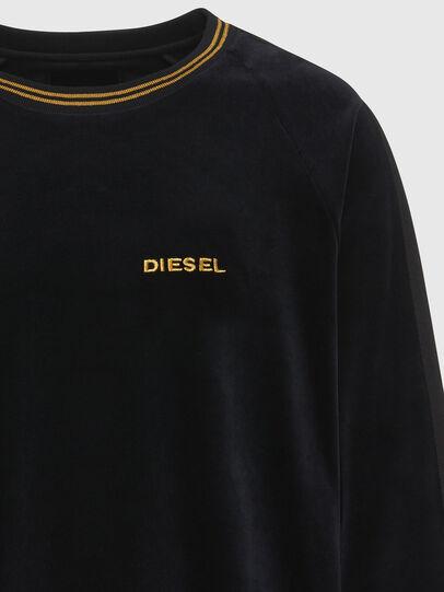 Diesel - UMLT-MAX, Nero - Felpe - Image 3