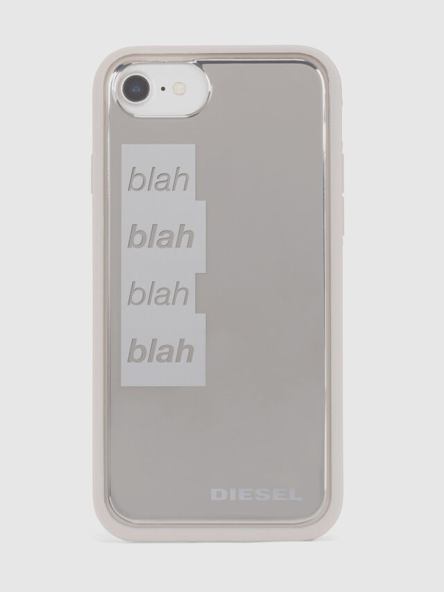 Diesel - BLAH BLAH BLAH IPHONE 8 PLUS/7 PLUS/6s PLUS/6 PLUS CASE, Bianco - Cover - Image 2