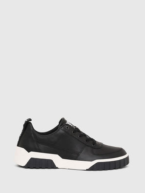 S-RUA LOW, Nero - Sneakers