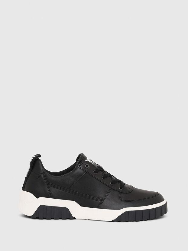 S-RUA LOW, Nero - Sneakers