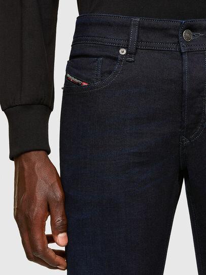 Diesel - Sleenker 0095X, Blu Scuro - Jeans - Image 3