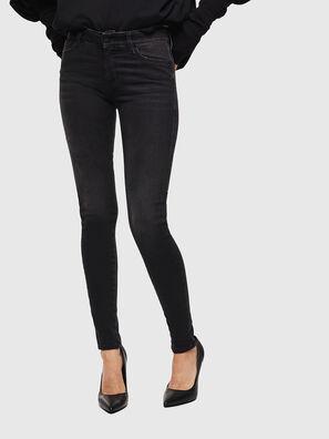 Slandy 069GG, Nero/Grigio scuro - Jeans
