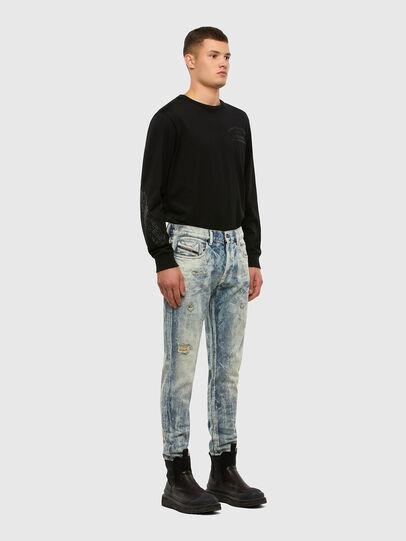 Diesel - D-Strukt 009FM, Blu Chiaro - Jeans - Image 6