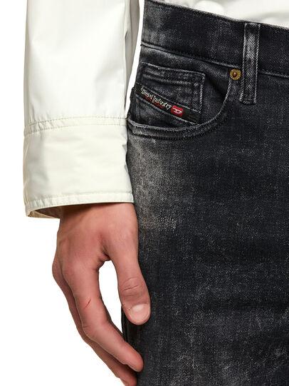 Diesel - D-Amny 009PX, Nero/Grigio scuro - Jeans - Image 3