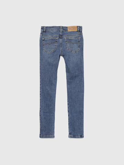 Diesel - SKINZEE-LOW-J-N, Blu Chiaro - Jeans - Image 2