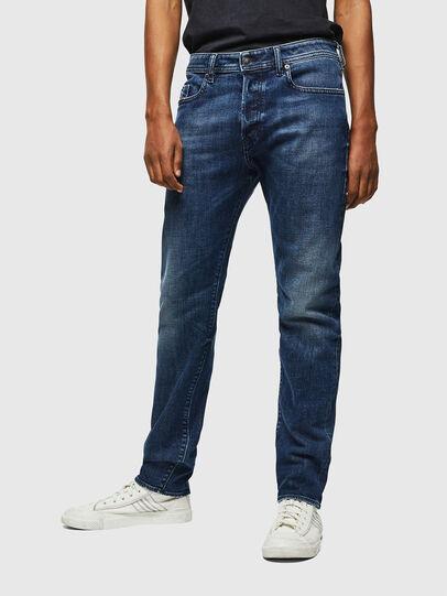 Diesel - Buster 0098P, Blu Scuro - Jeans - Image 1