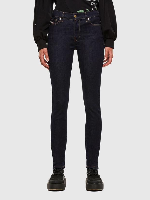 D-Roisin 0098L, Blu Scuro - Jeans