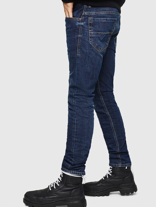Diesel - Thommer 0890E, Blu medio - Jeans - Image 2