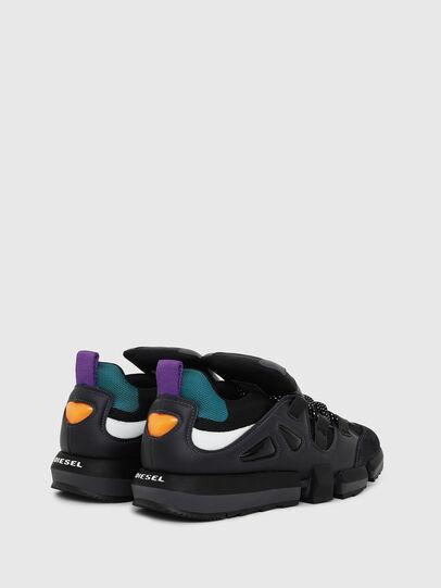 Diesel - H-PADOLA LOW S, Nero - Sneakers - Image 3