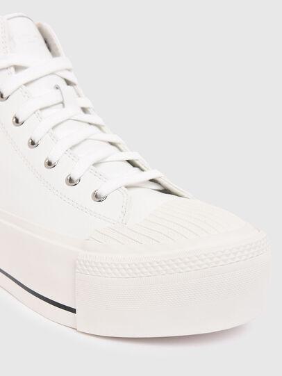 Diesel - S-ASTICO MC WEDGE, Bianco - Sneakers - Image 4