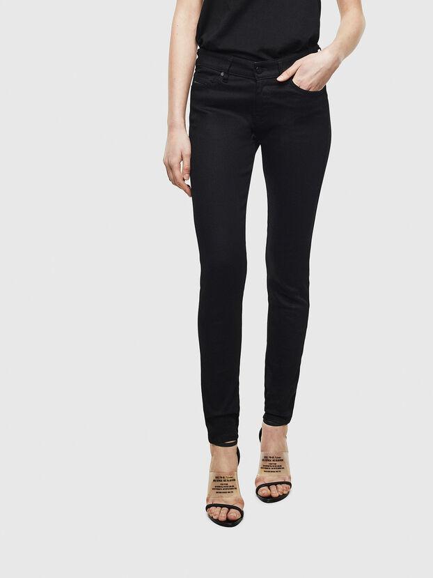 Slandy 069EF, Nero/Grigio scuro - Jeans