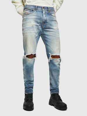 D-Vider 0097J, Blu Chiaro - Jeans