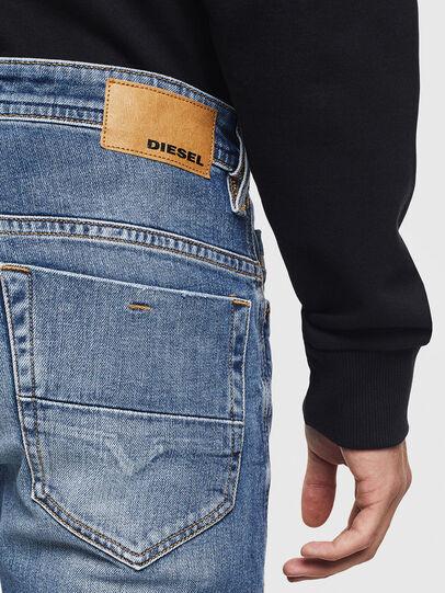 Diesel - Thommer 0096D, Blu Chiaro - Jeans - Image 5