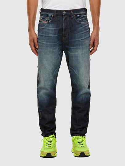 Diesel - D-Vider 009GR, Nero/Grigio scuro - Jeans - Image 1
