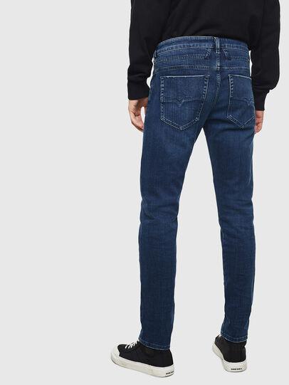 Diesel - D-Bazer 0095T, Blu Scuro - Jeans - Image 2