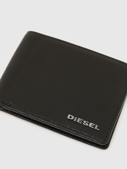 Diesel - NEELA XS, Nero/Blu - Portafogli Piccoli - Image 4