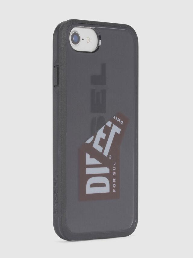 Diesel STICKER IPHONE 8 PLUS/7 PLUS/6s PLUS/6 PLUS CASE, Nero - Cover - Image 6