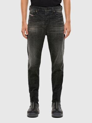 D-Vider 009JW, Nero/Grigio scuro - Jeans