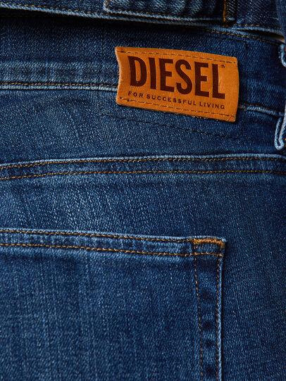 Diesel - D-Ebbey 086AM, Blu medio - Jeans - Image 4