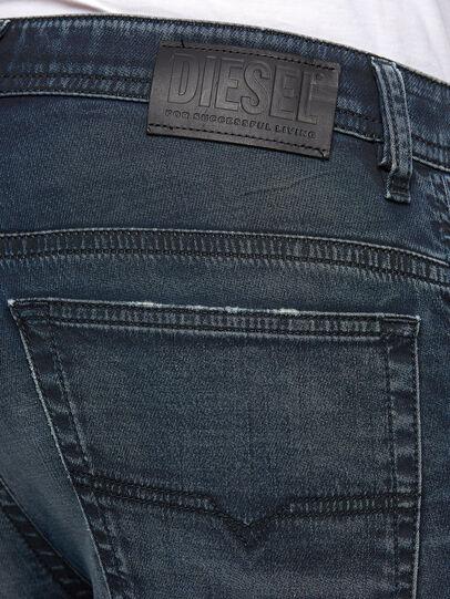 Diesel - Thommer JoggJeans® 069NT, Blu Scuro - Jeans - Image 4